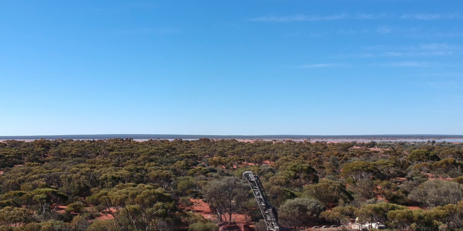 RC Drilling Finds New Gold Mineralisation At Lake Rebecca