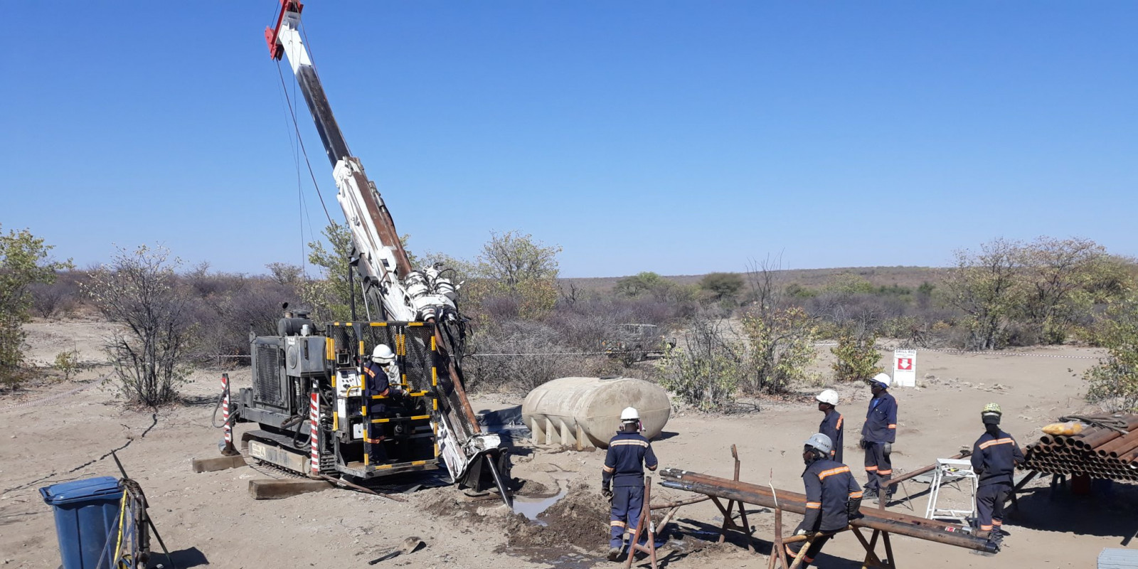 Tanga Resources Ltd - Tanga Identifies Multiple New Gold Anomalies At Katerina Gold Project